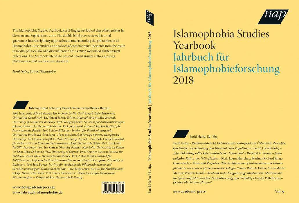 Jahrbuch für Islamophobieforschung 2018
